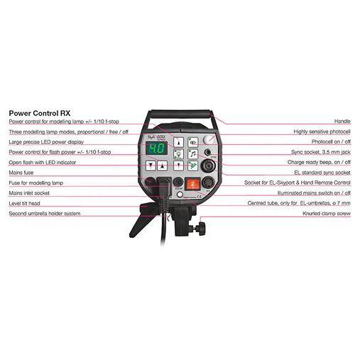 Elinchrom Digital Compact Style 1200RX 230V