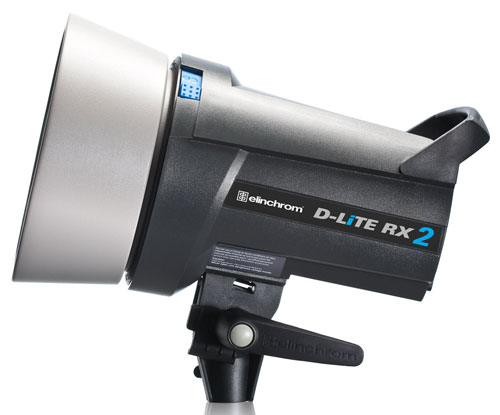 Elinchrom D-Lite RX 2/2-Light To Go Kit