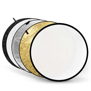 Godox collapsible reflector 5-in-1