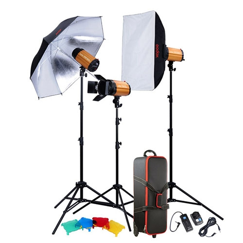 Godox 300 SDI Smart Studio Kit ( 3 Head )