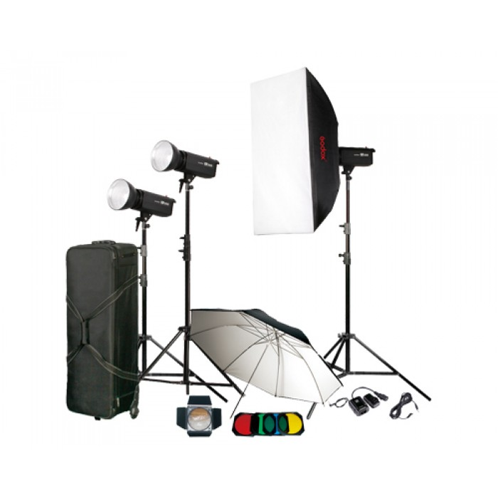 Godox TC400-D Studio Kit