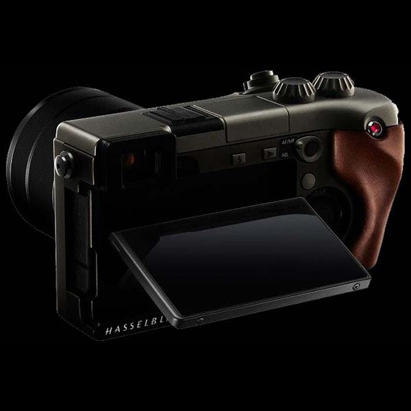 Hasselblad Lunar Camera kit - Brown