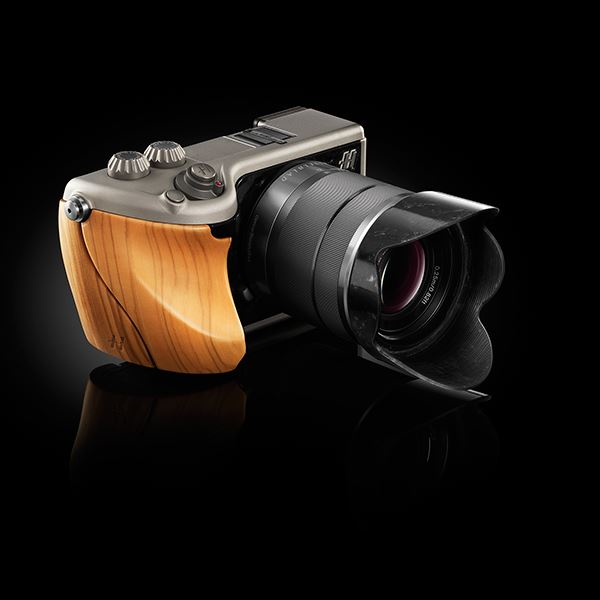 Hasselblad Lunar Camera kit - Olive Wood