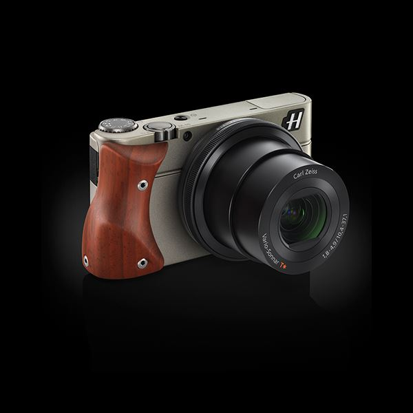 Hasselblad Stellar Camera - Padouk Wood