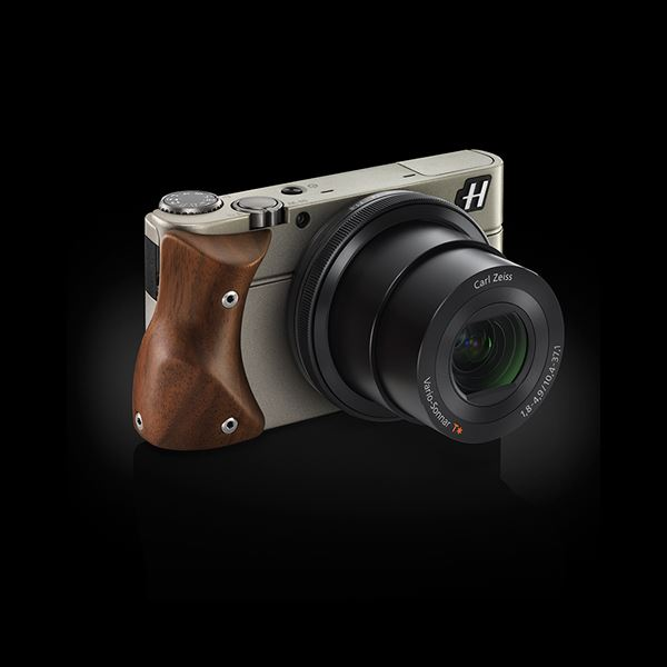 Hasselblad Stellar Camera - Walnut