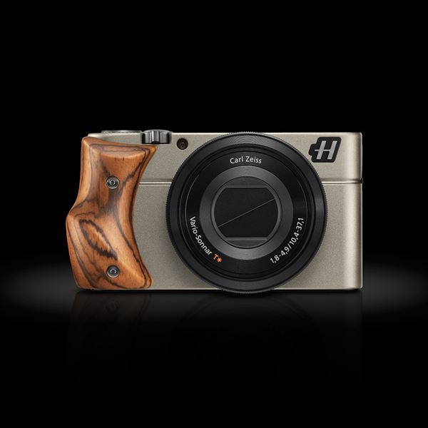 Hasselblad Stellar Camera - Zebra Wood