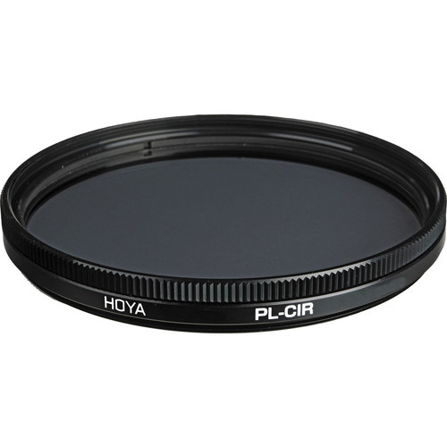 Hoya 58mm Circular Polarizer Glass Filter