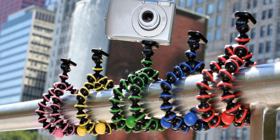 Joby Gorillapod GP1-AREN ( RED )