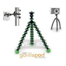 Joby Gorillapod Tripod GP1-AGEN (Green)