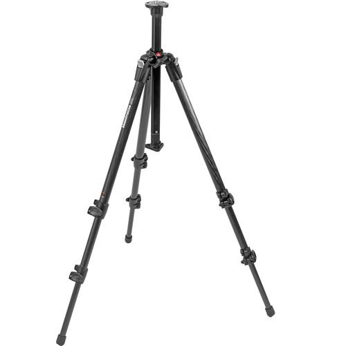 Manfrotto 190CX3 Carbon Fiber Tripod