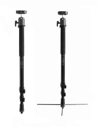Manfrotto 682B Pro Self Standing Monopod with Retractable Legs
