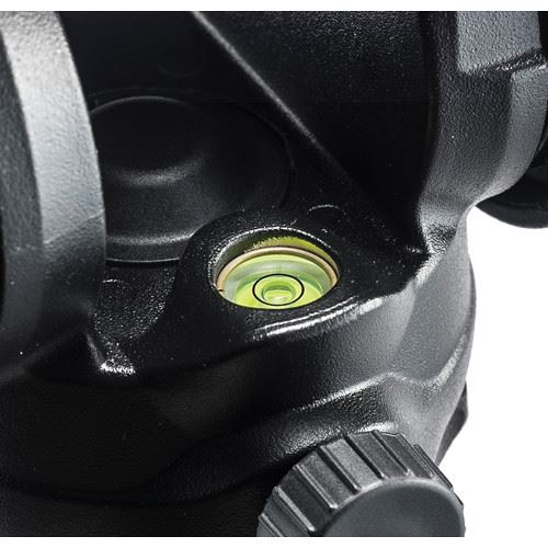 Manfrotto Fluid Video Head with Flat Base