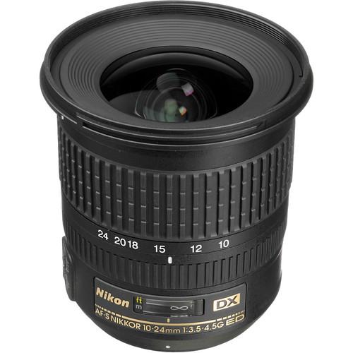 Nikon AF-S DX Nikkor 10-24mm F3.5-4.5G ED