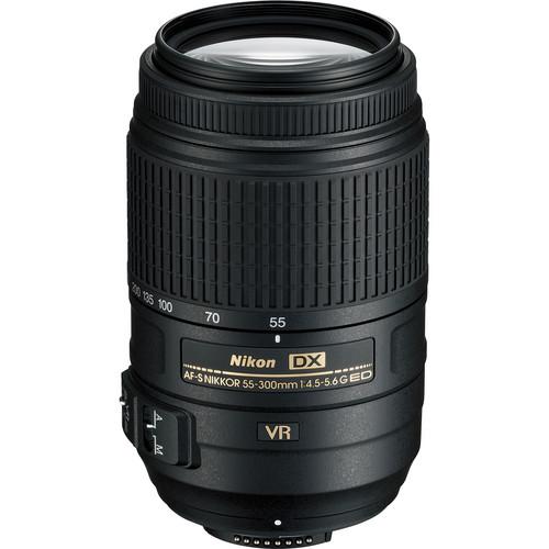 Nikon AF-S DX NIKKOR 55-300mm f/4.5-5.6G ED VR