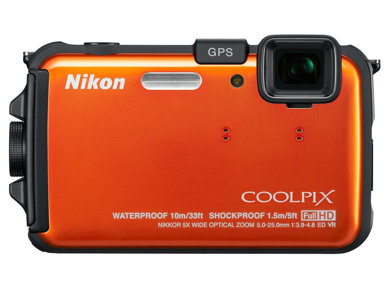 Nikon COOLPIX AW100