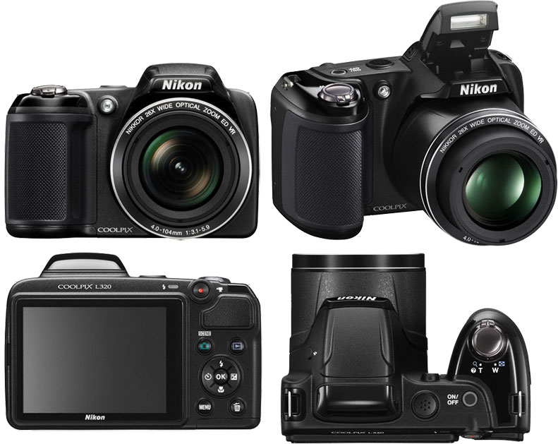 Nikon Coolpix L320 Osfoura Com Photography Equipment