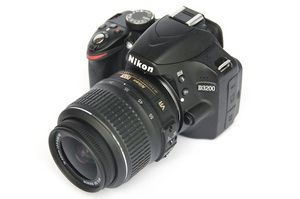 Nikon D3200 Kit with 18-55mm VR Lens kit