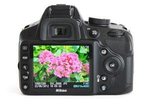 Nikon D3200 Kit with 18-55mm VR Lens kit
