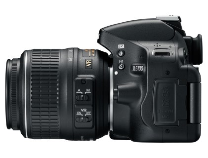 Nikon D5100 DSLR  with 18-55mm VR Lens