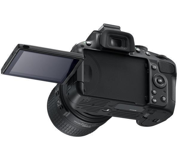Nikon D5100 DSLR  with 18-55mm VR Lens