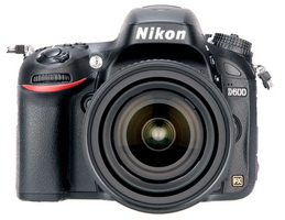 Nikon D600 with 24-85mm VR Lens Kit