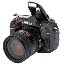 Nikon D600 with 24-85mm VR Lens Kit