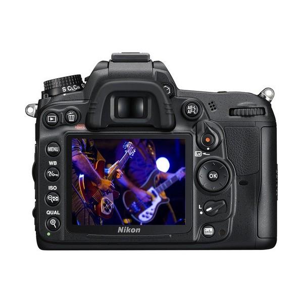 Nikon D7000 with 18-105mm VR Lens Kit