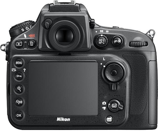 Nikon D800E body only