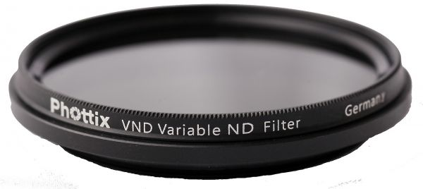 PHOTTIX 58MM VND-MC VARIABLE DENSITY FILTER