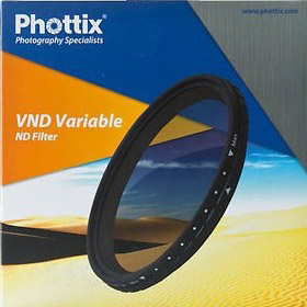 Phottix 72 mmVND-MC Variable Density Filter