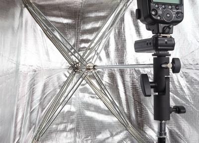 "Phottix Easy-up 70x70cm (38"") Umbrella Softbox with Grid"
