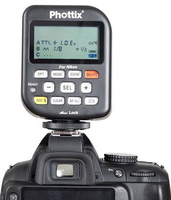 Phottix Odin™ TTL Flash Trigger for Nikon