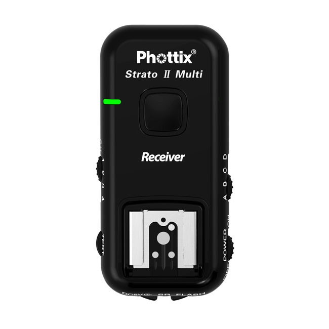 PHOTTIX STRATO™ II MULTI RECEIVER ONLY