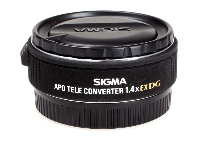 Sigma 1.4X Teleconverter EX APO DG