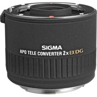 Sigma 2.0X Teleconverter EX APO DG