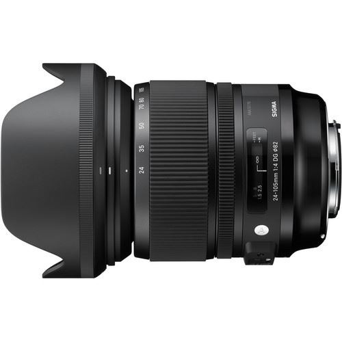 Sigma 24-105mm F/4 DG OS HSM ART