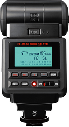 Sigma EF-610 DG Super Flash