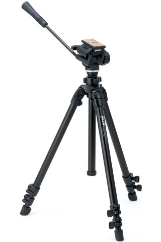 Slik 504QF Video Tripod