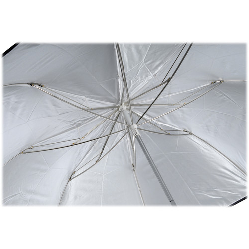 "Westcott 43"" White Umbrella, Collapsible"
