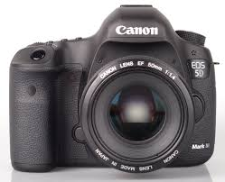 Canon 5D Mark iii with 24-105mm f/4L IS USM