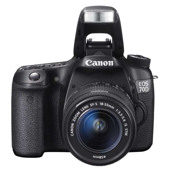 Canon 70D EF-S 18-135mm f/3.5-5.6 IS STM Kit