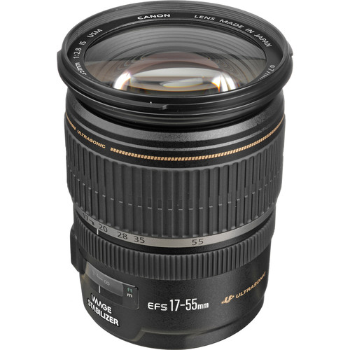 Canon EF-S 17-55mm f/2.8 IS USM