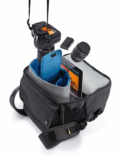 Case Logic Reflexion DSLR + iPad Backpack