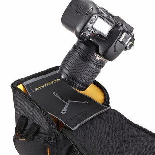 Case Logic SLR Zoom Holster SLRC-221-STEEL