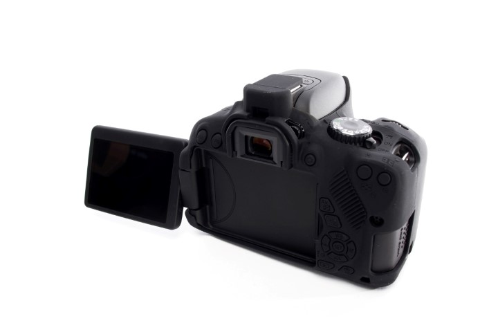 easyCover camera case for Canon 650D / 700D