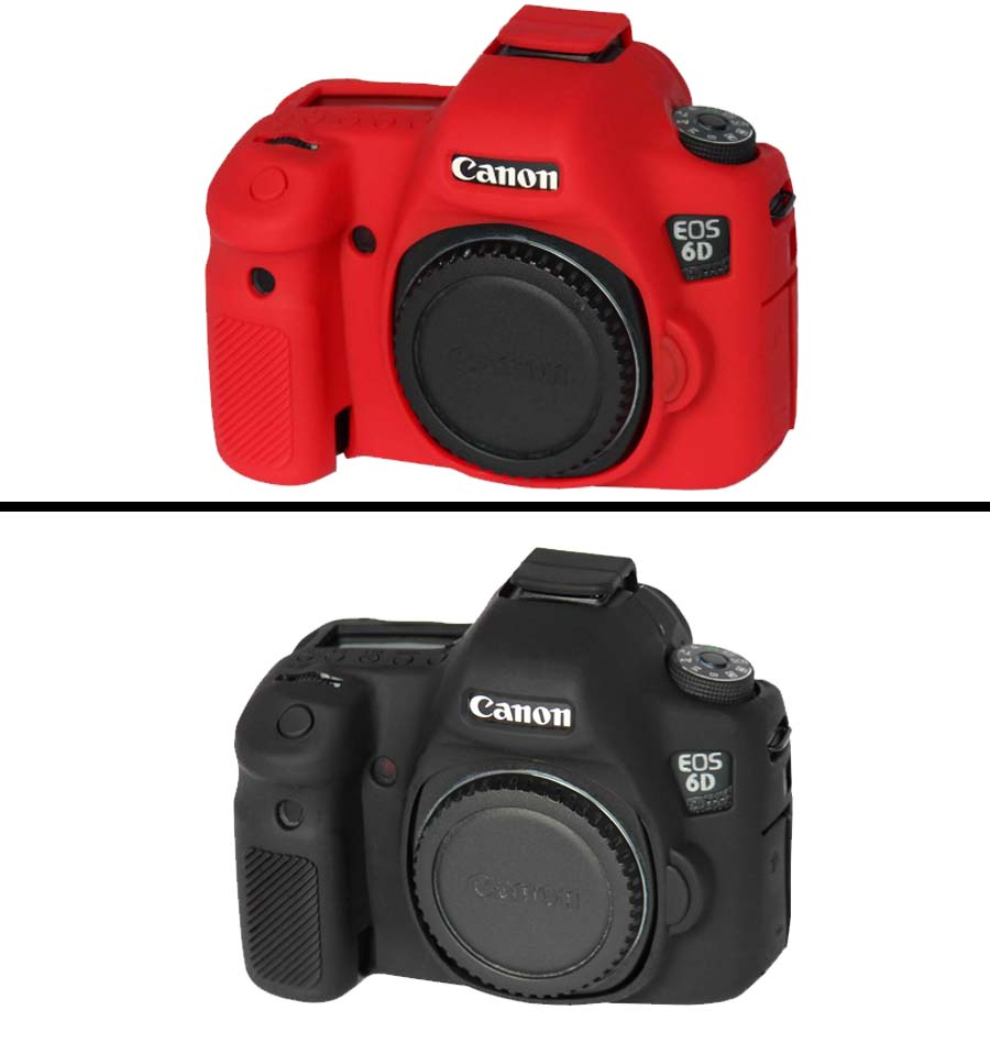 easyCover camera case for canon 6D