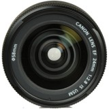 Canon 24mm f2.8 front